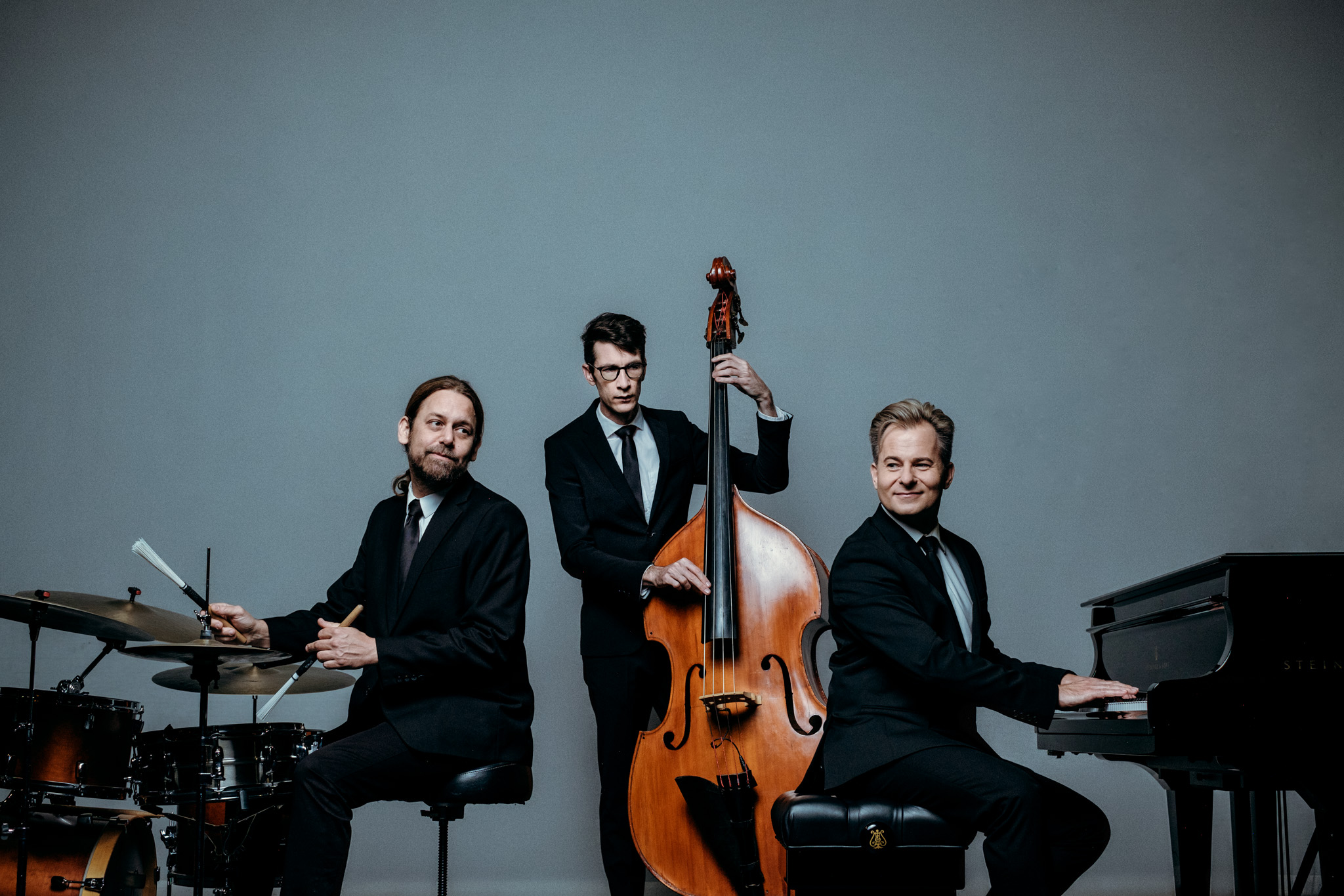 New CD launch for Trio